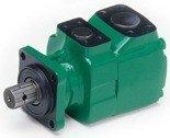 01539206 Pompa hydrauliczna łopatkowa B&C HQ03G24 (objętość geometryczna: 78,3 cm³, maksymalna prędkość obrotowa: 2500 min-1 /obr/min)