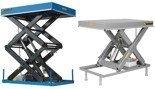 01843678 Podnośnik, podest nożycowy EHL2-15/300-2C (udźwig: 1500 kg, wymiary platformy: 2200x1200 mm, wysokość podnoszenia min/max: 530-3530 mm, moc: 2,3kW)