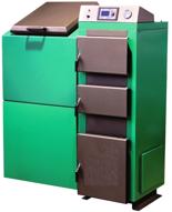 06652759 Kocioł z podajnikiem, automatyczny 35kW z systemem usuwania popiołu (paliwo: pellet, ekogroszek, węgiel, drewno)