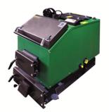 06652794 Kocioł załadunku ręcznego 40kW z czujnikiem temperatury spalin oraz sterownikiem (paliwo: węgiel, drewno, miał)