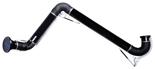 08549510 Odciąg stanowiskowy, ramię odciągowe ze ssawką bez lampki halogenowej, wersja wisząca ERGO-M/Z-2 (średnica: 100 mm, długość: 2,2 m)