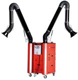 08549589 Urządzenie filtrowentylacyjne dwustanowiskowe, wersja mobilna - bez ramion odciągowych UFO-2-MN-S (podciśnienie maksymalne: 2600 Pa, moc: 2,2 kW, wydajność: 3000 m3/h)