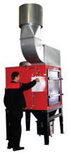 08549602 Urządzenie filtrowentylacyjne, wersja z filtrami,wentylatorem i zespołem elektrycznym UFO-4-M/N-1 (podciśnienie maksymalne: 4200 Pa, moc: 6,5 kW, wydajność: 6300 m3/h)