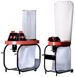 08549617 Urządzenie filtrowentylacyjne, odpylacz z workiem zbiorczym polietylenowym oraz filtrem nabojowym bez przewodów elastycznych i wyposażenia EGO-2N/M (powierzchnia filtracyjna: 10 m2, moc: 1,1 kW, wydajność: 3150 m3/h)