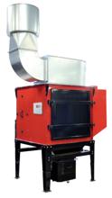 08549624 Urządzenie filtrowentylacyjne do oczyszczania powietrza z suchych pyłów bez ramion odciągowych STRONG-5000-S (pojemność pojemnika na odpady: 72 dm3, moc: 6,5 kW, wydajność: 7200 m3/h)