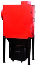 08549627 Separator do wstępnego oczyszczania powietrza z grubych pyłów SEP-4-M-2 (pojemność pojemnika na odpady: 72 dm3, wydatek zalecany: 10000 m3/h)