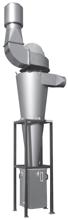08549631 Odpylacz cyklonowy z wentylatorem STORM-5000-H (pojemność pojemnika na odpady: 330 dm3, moc: 7,5 kW, wydajność: 7700 m3/h)