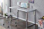11260669 Nowoczesne biurko White Desk.120cm (kolor: biały)