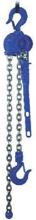 22038944 Wciągnik dźwigniowy z łańcuchem ogniwowym RZC/0.8t (wysokość podnoszenia: 7,5m, udźwig: 0,8 T)