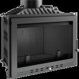 30040933 Wkład kominkowy 14kW Wiktor Lux (szyba prosta)