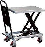 310561 Ruchomy stół podnośny BS25 (udźwig: 250 kg, wymiary platformy: 830x500 mm)