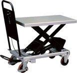 310563 Ruchomy stół podnośny BS75 (udźwig: 750 kg, wymiary platformy: 1010x520 mm)