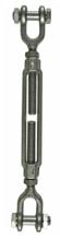 33939476 Śruba rzymska ocynkowana szakla/szakla 44x610 (udźwig: 12,7 T)