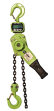 33948571 Wciągnik łańcuchowy z wagą HERO 1 (udźwig: 1000 kg, wysokość podnoszenia: 1,5 m)