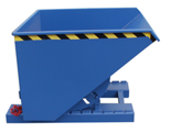33948624 Pojemnik uchylny do wózka widłowego miproFork TWU-M 250 (pojemność: 0,25 m3, udźwig: 4000 kg)