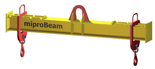 33948769 Trawers z regulowanymi hakami miproBeam TRR A-M 2,0 1500 (udźwig: 2 T, długość: 1500 mm)
