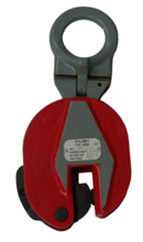 3398536 Uchwyt przegubowy do podnoszenia blach w pozycji pionowej KRA 5 (udźwig: 5 T, zakres chwytania: 0-52 mm)