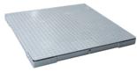 38547831 Waga platformowa z legalizacją (udźwig: 3000 kg, podziałka: 1 kg, wymiary: 1200x1200mm)