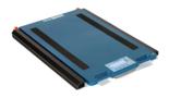 38547895 Waga podkładkowa z legalizacją bezprzewodowa (udźwig: 1500 kg, podziałka: 0,5 kg, wymiary: 565x400 mm)