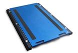 38554969 Waga podkładkowa z przewodowym miernikiem wagowym, bez legalizacji (udźwig: 10000 kg, podziałka: 5 kg, wymiary: 400x500 mm)