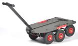 39955529 Wózek do transportu z uchwytem (wymiary: 985x640x350mm)
