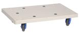 39955544 Wózek platformowy (wymiary: 710x455x170mm)