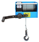 44929816 Ręczny wciągnik linowy z przekładnią ślimakową Tractel® CAROL™ TS2000 (bez liny, udźwig: 2000 kg)