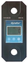 44930002 Precyzyjny dynamometr z wyświetlaczem do pomiaru sił rozciągających oraz ciężaru zawieszonych ładunków Tractel® Dynafor™ LLX1 (udźwig: 5 T)