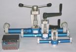 44930025 Miernik siły naciągu lin Tractel® Dynarope HF 36/2 (średnica liny: 10 do 28mm, możliwość pomiaru: 20 T)
