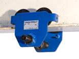 4498688 Ręczny wózek rolkowy podkołnierzowy podwieszany Tractel® Corso RC (szerokość kołnierza od 66 do 220mm, udźwig: 2T)