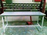 77156898 Stół warsztatowy (wymiary: 1800x750x900 mm)