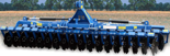 95247979 Agregat talerzowy U 693, talerz uzębiony o średnicy 510mm (szerokość robocza: 2,7 m, liczba talerzy: 20, zapotrzebowanie mocy: 95 KM)