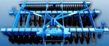 95247988 Ciężka brona ścierniskowa U 671, wersja zawieszana (szerokość robocza: 3,5 m, liczba talerzy: 28, zapotrzebowanie mocy: 140 KM)