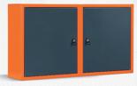 99551647 Szafka wisząca, 2 drzwi (wymiary: 600x1064x250 mm)