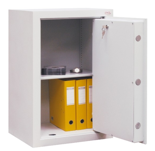 99552669 Sejf gabinetowy dwupłaszczowy I klasy, 1 półka, 1 drzwi (wymiary: 1000x600x520 mm)