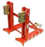 99724858 Uchwyt do beczek podwójny na wózek widłowy GermanTech DG720A (udźwig: 760 kg)