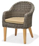 99855615 Fotel z drewna tekowego Guam
