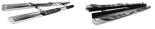 DOSTAWA GRATIS! 01656398 Orurowanie ze stopniami z zagłębieniami - Volkswagen T6 Long 4 stopnie