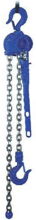 DOSTAWA GRATIS! 22038946 Wciągnik dźwigniowy z łańcuchem ogniwowym RZC/0.8t (wysokość podnoszenia: 9,5m, udźwig: 0,8 T)