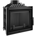 DOSTAWA GRATIS! 30040865 Wkład kominkowy 10kW Antek Deco (szyba prosta)
