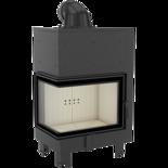 DOSTAWA GRATIS! 30046777 Wkład kominkowy 13kW MBZ BS (lewa boczna szyba bez szprosa) - spełnia Ekoprojekt