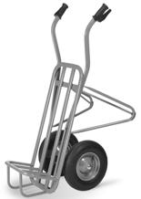 DOSTAWA GRATIS! 39955460 Wózek taczkowy (platforma: 848x433mm)