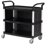 DOSTAWA GRATIS! 39955502 Wózek warsztatowy, 3 półki