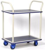 DOSTAWA GRATIS! 39955541 Wózek warsztatowy, 2 półki (wymiary: 920x610x1270mm)
