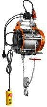 DOSTAWA GRATIS! 44363642 Wciągarka elektryczna Unicraft (udźwig: 400/800 kg)
