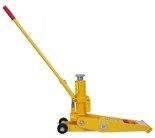 DOSTAWA GRATIS! 44366774 Hydrauliczny niskoprofilowy podnośnik wózków widłowych (udźwig: 7000 kg, max. wysokość: 420mm)