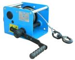 DOSTAWA GRATIS! 4498730 Ręczny wciągnik linowy z przekładnią zębatą Tractel® CAROL™ TR1000 (bez liny, udźwig: 1000 kg)