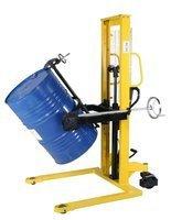 DOSTAWA GRATIS! 99724853 Wózek podnośnikowy ręczny do beczek GermanTech PL 1400 (udźwig: 350 kg)