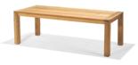 DOSTAWA GRATIS! 99855616 Stół prostokątny z drewna tekowego Jambi 220x100