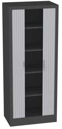 00150690 Szafa żaluzjowa, 4 półki (wymiary: 1950x800x500 mm)